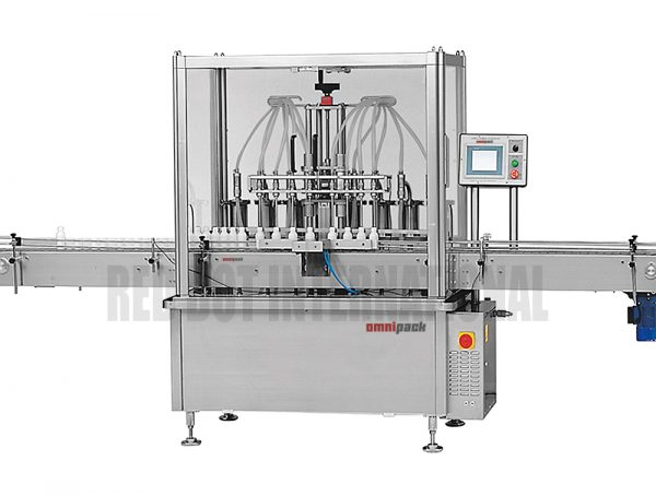 Fully-Automated Liquid / Gel / Paste Hydraulic/Piston Filling Machine (Liquid/Gel/Paste Filler) for Corrosion Product