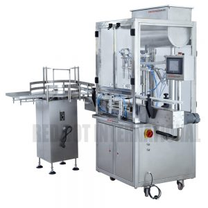 Fully-Automated Liquid / Gel / Paste Hydraulic/Piston Filling Machine (Liquid/Gel/Paste Filler)