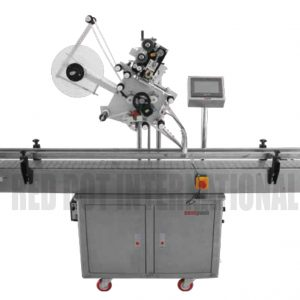 Fully-Automated Flat Surface Labelling Machine (Labeller)