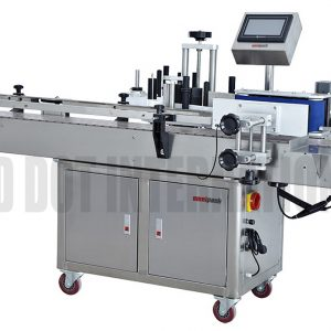 Fully-Automated Round Surface Labelling Machine (Labeller)