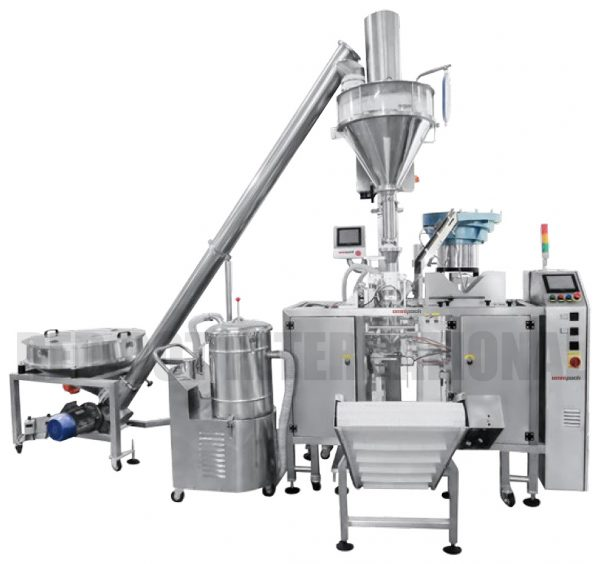 Complete Packaging Machine