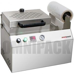 Manual Tray Sealing Machine (Tray Sealer)