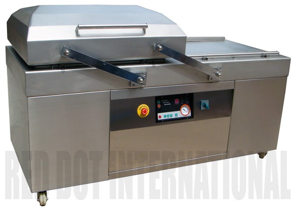 Double Chamber Vacuum Sealing Machine (Vacuum Sealer / Cryovac)