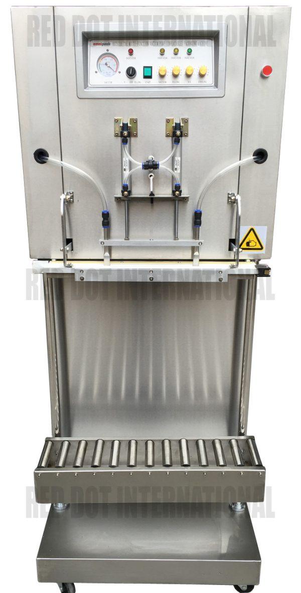 Vertical Vacuum Sealing Machine (Vacuum Sealer / Cryovac)