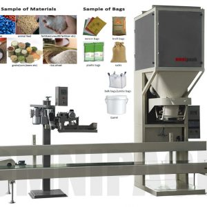 Auger Filling and Packaging Machine (Auger Filler)