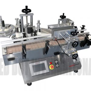 Fully Automated Round Flat Hexagon Surface Labelling Machine (Labeller)
