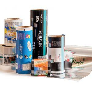 Printed Film Rolls