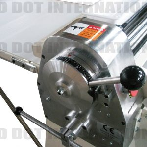 Omnicook Dough Sheeter / Sheeting Machine (Closeup 1)