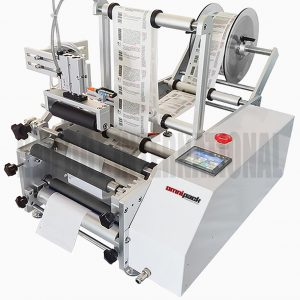 Omnipack 300R Round Label Sticking Machine