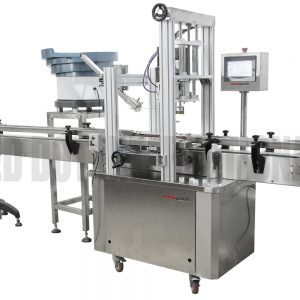 Omnipack Fully Automated Bottle/Jar Capping Machine