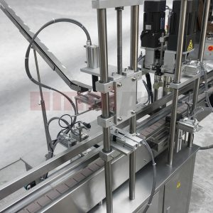 Omnipack Fully Automated Capping Machine