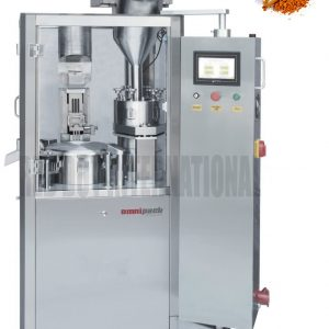 Omnipack Fully Automated Capsule Filling Machine