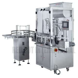 Omnipack Fully Automated Liquid/Paste Filling Machine