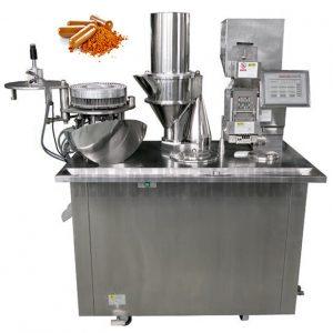 Omnipack Semi Automated Capsule Filling Machine