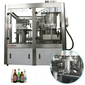 Omnipack Fully-Automated Beer Bottle Filling Machine