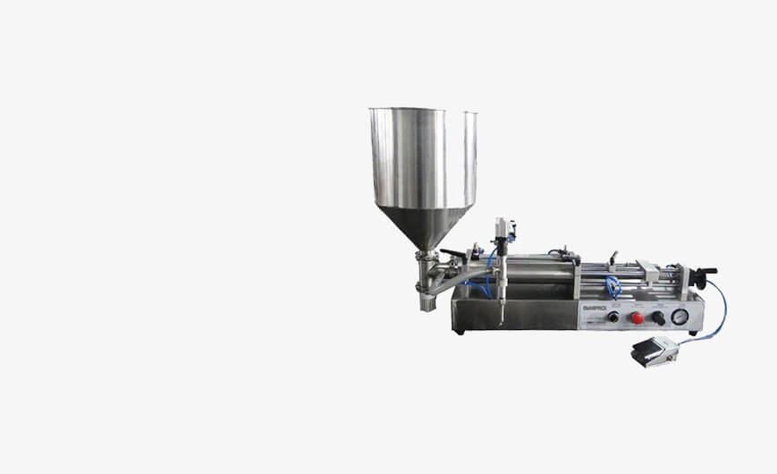 Automated Liquid / Gel / Paste Piston Filling/Hydraulic Machine (Liquid/Gel/Paste Filler)