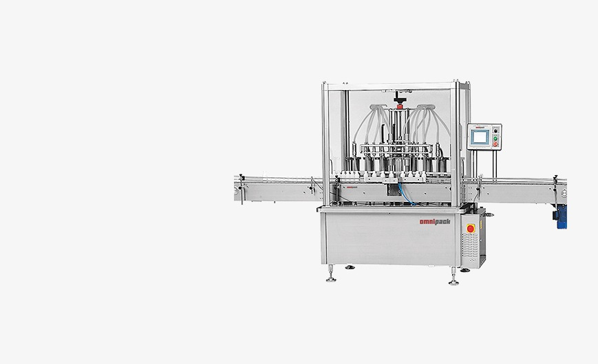 Automated Liquid / Gel / Paste Hydraulic/Piston Filling Machine (Liquid/Gel/Paste Filler)